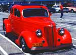 36 Ford 5 Window Coupe Hot Rod