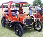 19 Ford Model T C-Cab Delivery