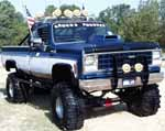 80 Chevy LWB Pickup 4x4
