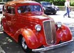 35 Chevy Master 2dr Sedan