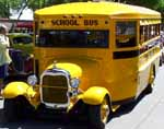 29 Ford Model A School Bus