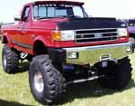 91 Ford Pickup 4x4