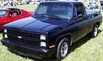 86 Chevy SWB Pickup