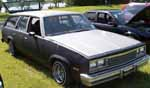 83 Chevy Malibu Station Wagon