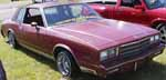 83 Chevy Monte Carlo Coupe