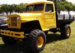 62 Jeep Flatbed Pickup 4x4