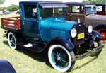 28 Ford Model A Flatbed Pickup