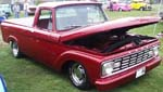 63 Ford Uni-body SWB Pickup