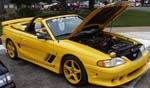98 Ford Mustang Saleen Convertible