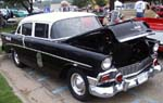 56 Chevy 4dr Sedan Police Cruiser