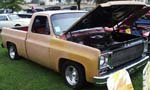 78 Chevy SWB Pickup