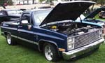 81 Chevy SWB Pickup