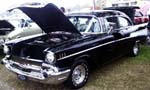 57 Chevy 2dr Sedan