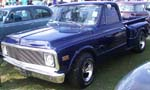72 Chevy SNB Pickup