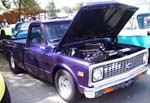 72 Chevy SWB Pickup