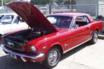 66 Ford Mustang Coupe