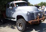 50 Chevy 4dr 4x4 Pickup