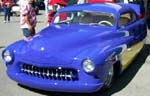 50 Mercury Chopped Tudor Sedan Leadsled