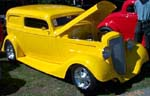 35 Chevy Chopped Sedan Delivery