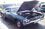 67 Chevy 2dr Hardtop