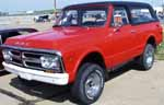 71 GMC Jimmy