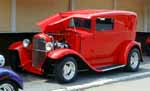30 Ford Model A Chopped Sedan Delivery