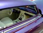 54 Chevy Chopped 2dr Hardtop Interior