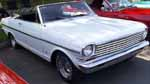 63 Chevy II Convertible