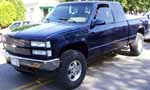 92 Chevy Xtracab 4x4 Pickup