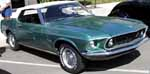 69 Ford Mustang Convertible