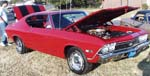 68 Chevelle SS396 2dr Hardtop