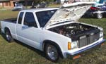 85 Chevy S10 Xcab Pickup