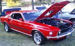 69 Ford Mustang Mach 1 Fastback