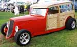 33 Ford Hiboy Tudor Station Wagon