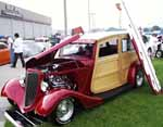 34 Ford ForDor Station Wagon