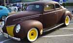 39 Ford Deluxe Chopped Coupe