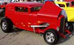 32 Ford Hiboy Chopped Victoria Sedan Delivery