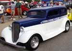 34 Chevy Chopped Sedan Delivery