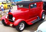 29 Ford Model A Chopped Sedan Delivery