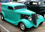 34 Ford Chopped Sedan Delivery