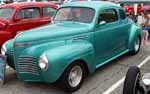 40 Plymouth Coupe