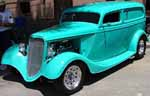 33 Ford Chopped Sedan Delivery