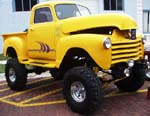 50 Chevy 4x4 Pickup
