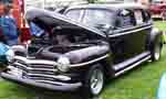 46 Plymouth 4dr Sedan