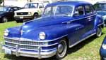 47 Chrysler 4dr Sedan