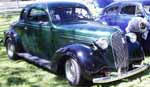 37 Plymouth Coupe