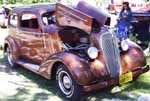 36 Chevy 2dr Sedan