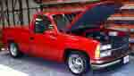 88 Chevy SWB Pickup