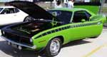 70 Plymouth Barracuda Coupe