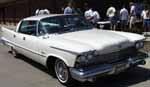 58 Chrysler Imperial Crown 4dr Hardtop